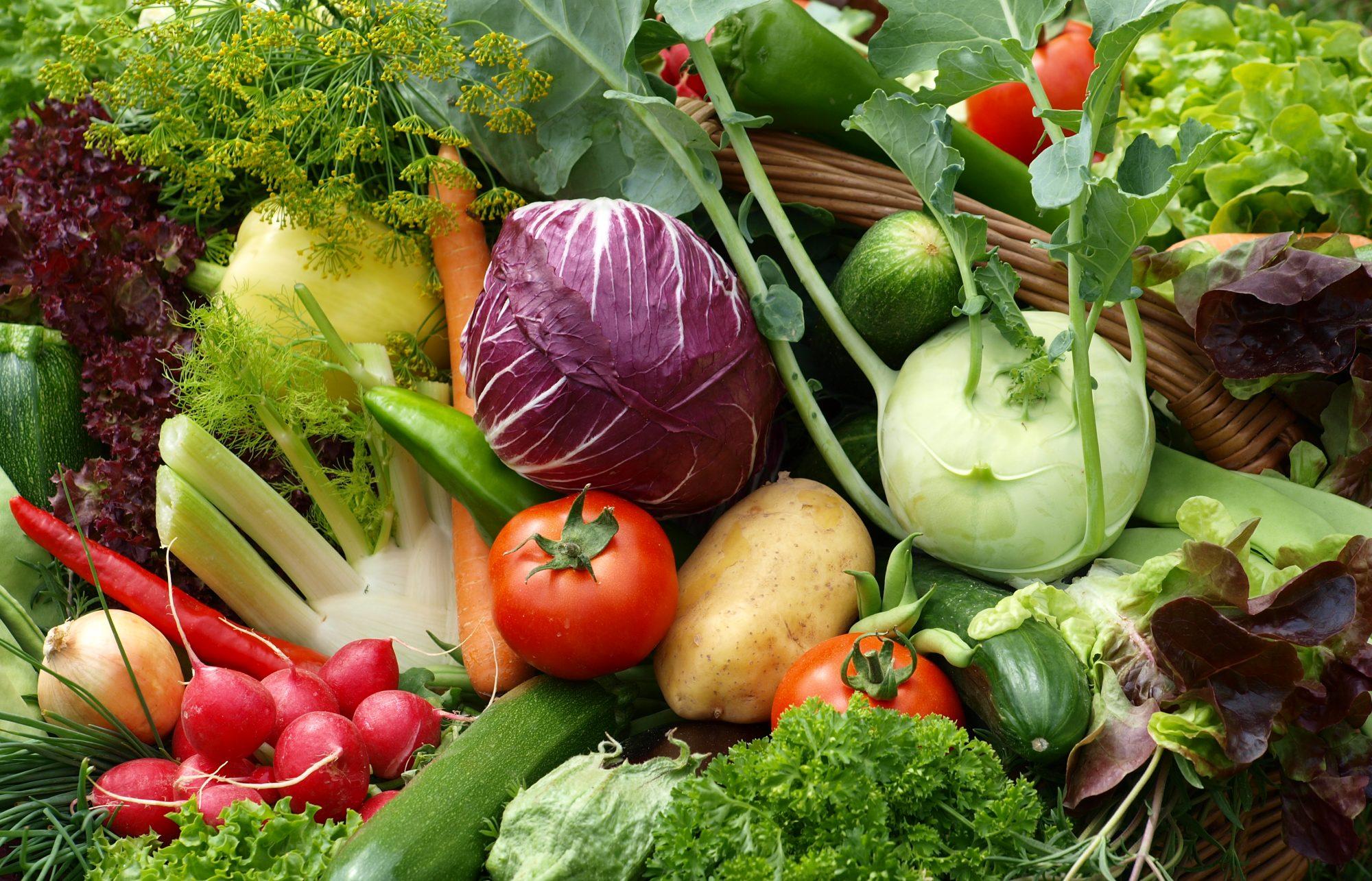 Heklers Gemüselädle